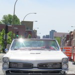 Rencontre inattendue d'un 1967 GTO décapotable