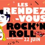 Rendez-Vous Rock n' Roll du 22 juin 2015 au Quartier Latin