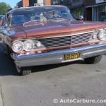 Rencontre inattendue d'un 1960 Pontiac Bonneville