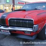 Rencontre inattendue d'un magnifique 1970 Mercury Cougar