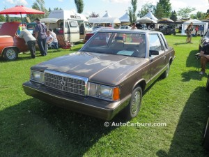Chrysler Reliant, K car