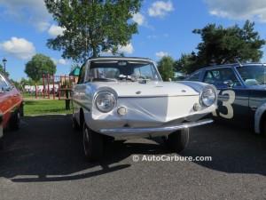 Amphicar, voiture amphibie