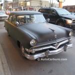 Rencontre inattendue d'un 1954 Ford Meteor