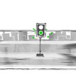 Un doodle pour le 101 anniversaire du premier feu de signalisation électrique