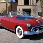 Barrett-Jackson Las Vegas 2015 - lot #689 1949 Oldsmobile 98 Futuramic convertible