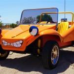 Barrett-Jackson Las Vegas 2015 – lot #601 1957 Volkswagen Custom Dune Buggy