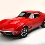 Barrett-Jackson Las Vegas 2015 - lot #738 1968 Chevrolet Corvette L88
