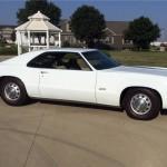 Barrett-Jackson Las Vegas 2015 – lot #52 1970 Oldsmobile Toronado GT