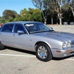 Barrett-Jackson Las Vegas 2015 – lot #305 2001 Jaguar XJ8 Sedan