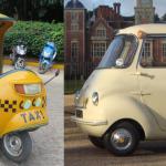 Le Scootacar a-t-il été l'inspiration des Coco taxi de Cuba?