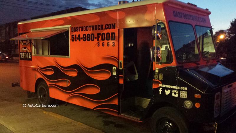 spotted das food truck montr al. Black Bedroom Furniture Sets. Home Design Ideas