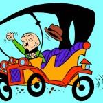 Ancien proprio 78 ans, l'argument de vente du vendeur de véhicules d'occasion