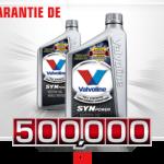 Une garantie Valvoline de 500 000km mais pour qui?