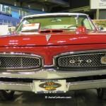L'évolution du Pontiac GTO au fil de huit générations du modèle.