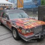 Spotted food truck: Corbillard grill ou plutôt Death grill