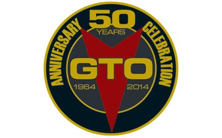 50e anniversaire du Pontiac GTO