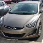 Essai 2015 Hyundai Elentra GL