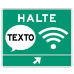 Des haltes texto mais pourquoi le wi-fi?