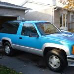 1992 Yukon GT.  Une très grosse pièce de collection, notre trouvaille de la semaine du 14 décembre 2015