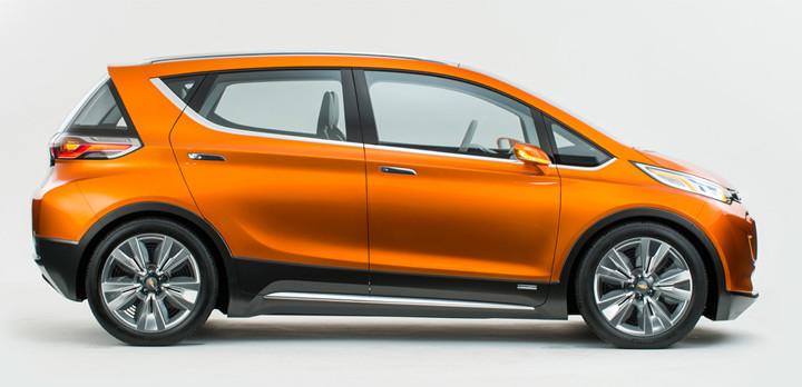 2016 Chevrolet Bolt EV