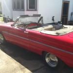 1963 Ford Falcon Rag Top notre trouvaille de la semaine du 4 janvier 2016