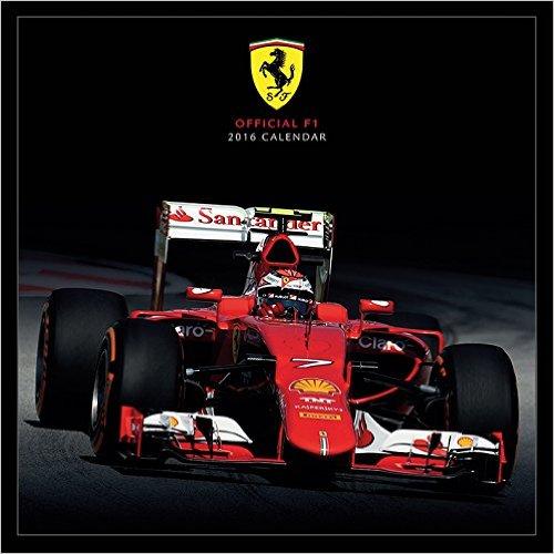 calendrier 2016 F1 Ferrari