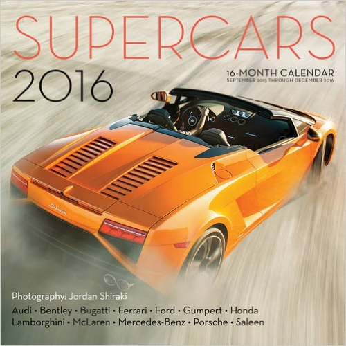 2016 calendrier supercars