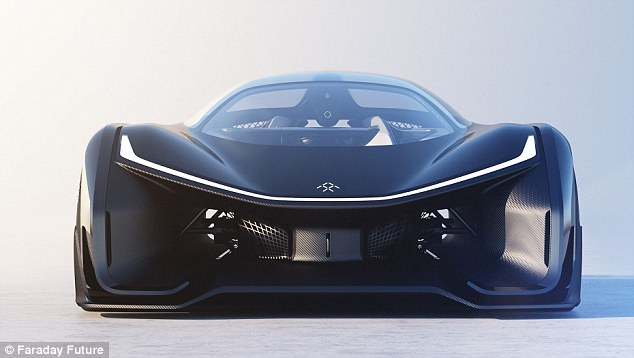 FFZero1 de Faraday Future