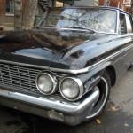 1962 Ford Galaxie 352, notre trouvaille de la semaine du 1er février 2016