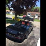 1986 Chevrolet Camaro, notre trouvaille de la semaine du 14 mars 2016