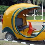 Message aux américains, ne tuez pas les Coco taxis de Cuba