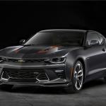 2017 Chevrolet Camaro #001 vendue $150 000 à Barrett-Jackson West Palm Beach