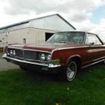 1965 Chrysler Windsor ht couleur 2 tons, notre trouvaille de la semaine du 23 mai 2016