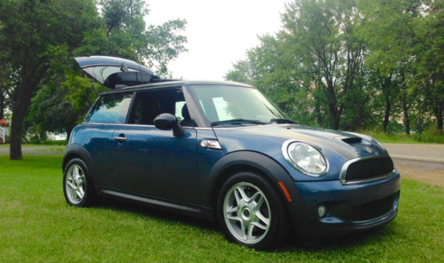 2009 Mini Cooper S Turbo