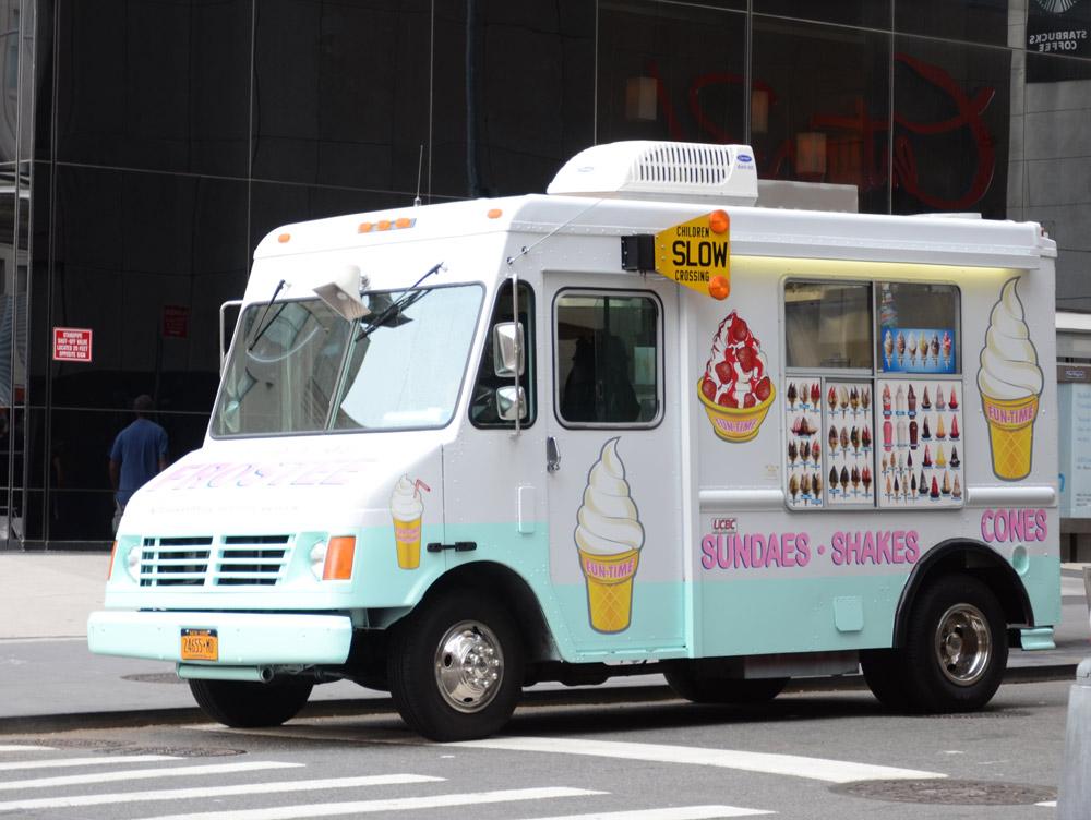 Creme De La Creme Food Truck Menu