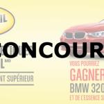 Gagner une 2016 BMW 320i, concours trouvé de la semaine du 9 mai 2016