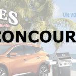 Gagner un Nissan Murano, concours trouvé de la semaine du 6 juin 2016