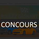 Gagner le modèle Chevrolet de votre choix, concours trouvé de la semaine du 16 mai 2016