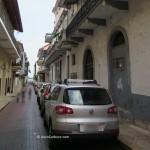 Les automobiles américaines presqu'absentes du Panama.