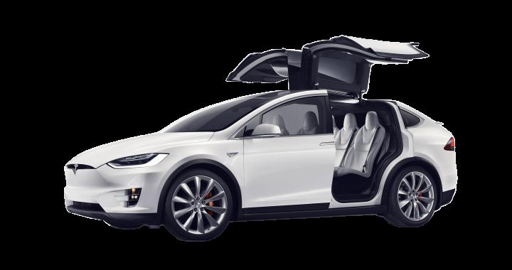 Tesla Model X de Tesla
