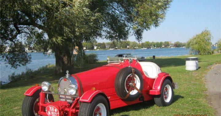 1927 Bugatti Veyron