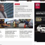 Semaine du Grand Prix du Canada, Nissan met le paquet pour sa 2016 Sentra
