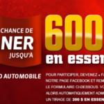 Gagner jusqu'à 600$ d'essence avec Girard Automobile