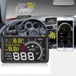43$ de bonheur pour un affichage électronique HUD de la performance de votre véhicule