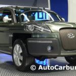 Hyundai OLV, heureusement ça n'a jamais vu le jour