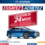2017 Hyundai Elantra GT, l'événement essayez ou achetez