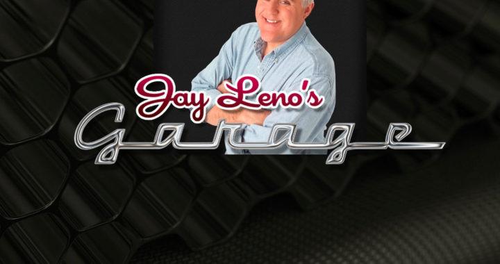 logo Jay Leno's garage