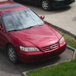 Trouvaille, une Honda Accord pour 400$
