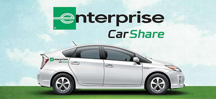 logo Enterprise CarShare