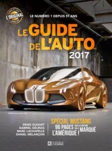 Guide de l'Auto 2017